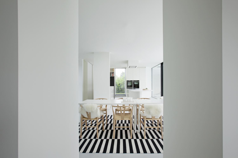 طراحی خانه متقاوتی در بلژیک