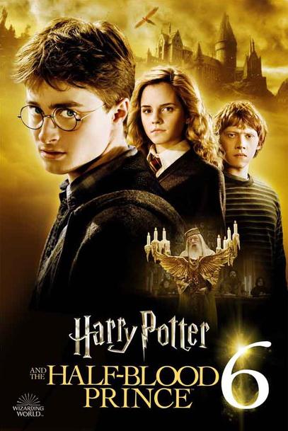 دانلود هری پاتر و شاهزاده دورگه-Harry Potter and the Half-Blood Prince