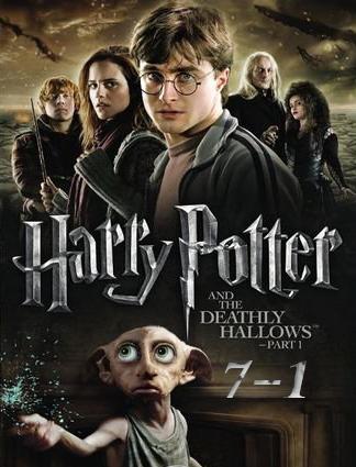 دانلود هری پاتر و یادگاران مرگ 1-Harry Potter and the Deathly Hallows: Part 1