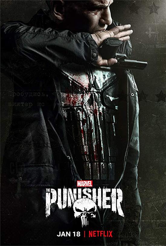 دانلود سریال مجازاتگر - The Punisher فصل 1 و 2
