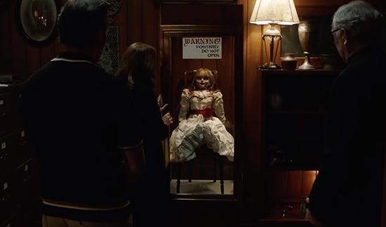 دانلود فیلم فیلم آنابل به خانه می آید Annabelle 3 با دوبله فارسی