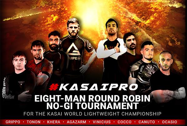دانلود مسابقات جوجیتسو : KASAI Pro 5