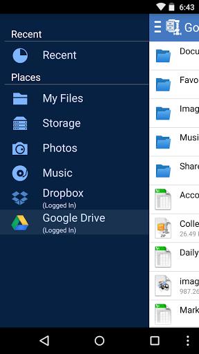 دانلود WinZip 4.2.3 برنامه وین زیپ برای اندروید