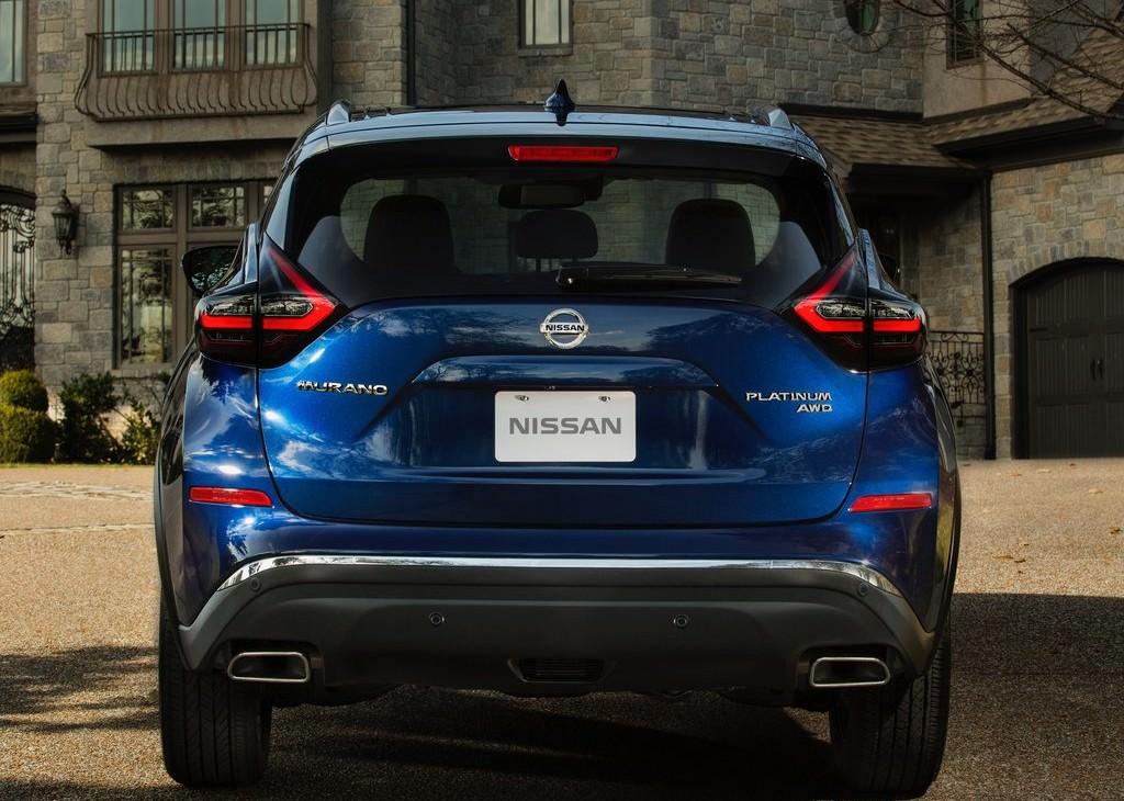 نیسان مورانو مدل 2019 (2019 Nissan Murano)