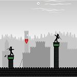 بازی آنلاین پرتاب نیزه