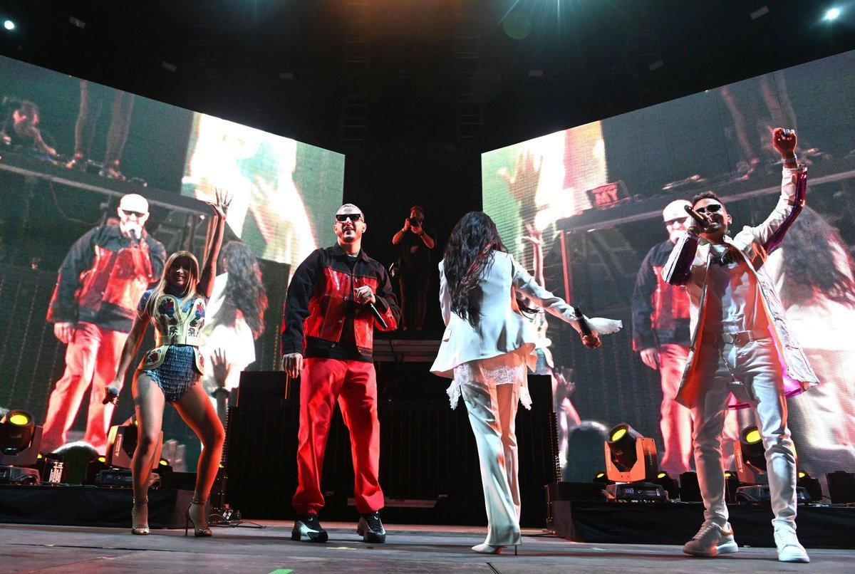 اجرای آهنگ Taki Taki در Coachella Valley Music and Arts Festival  2019 + دانلود