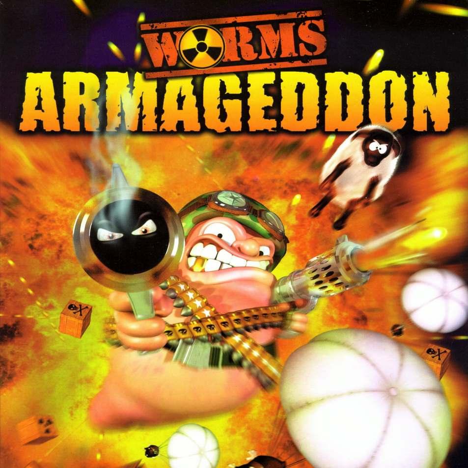 دانلود بازی Worms Armageddon برای کامپیوتر