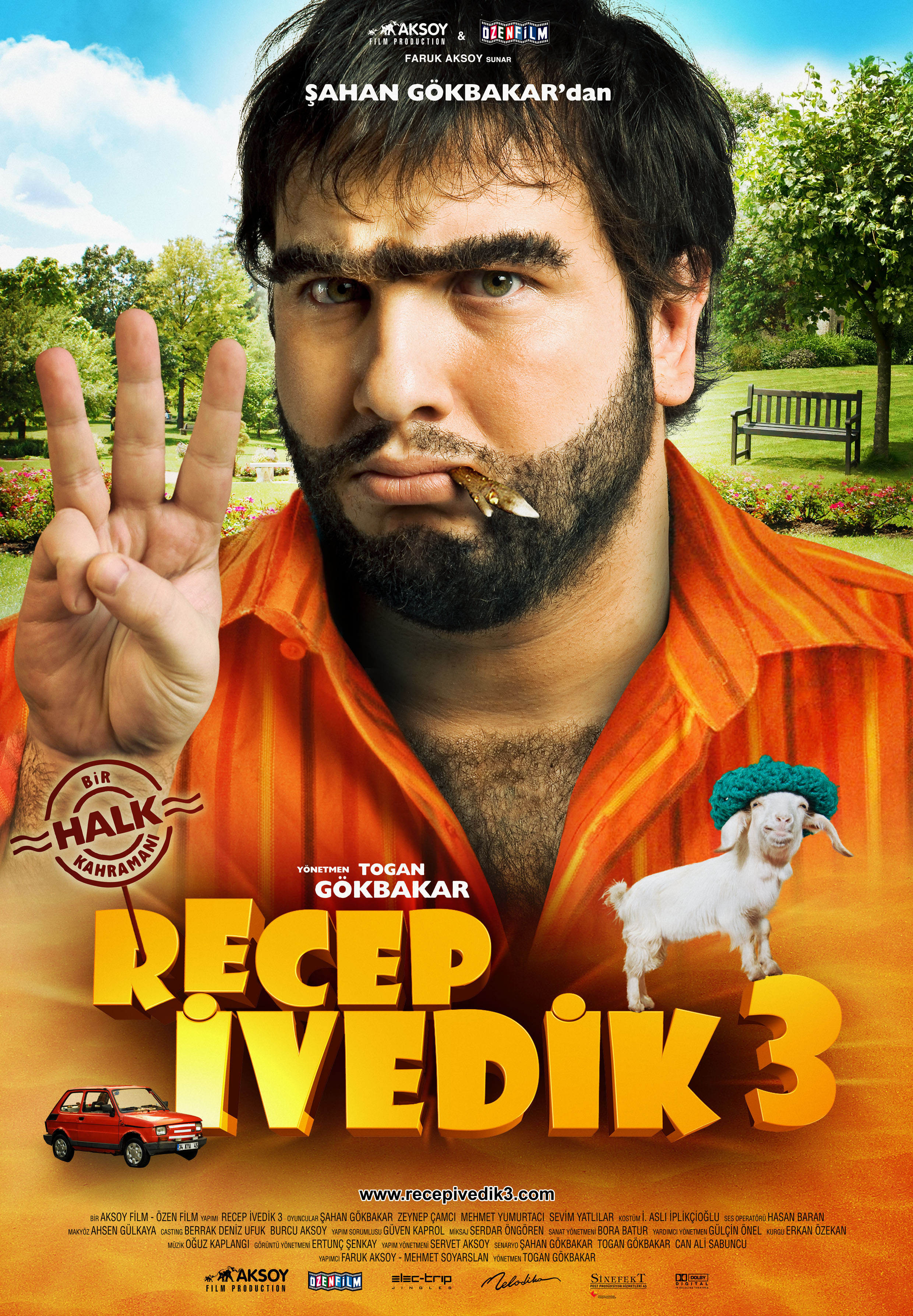 دانلود فیلم Recep Ivedik 3 2010