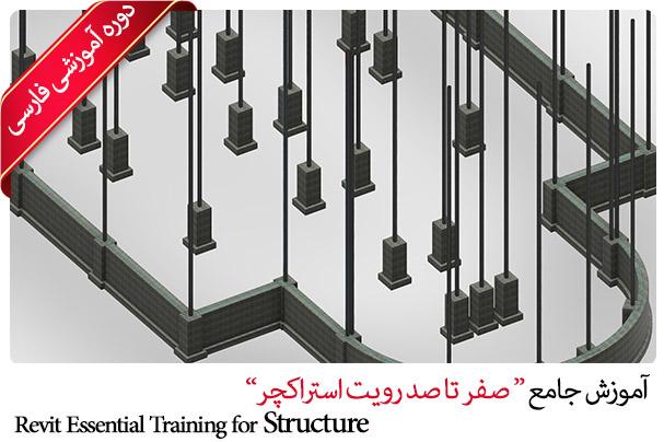 revit essential training for structure Revit Essential Training for Structure 0 100 Revit Structure pic1