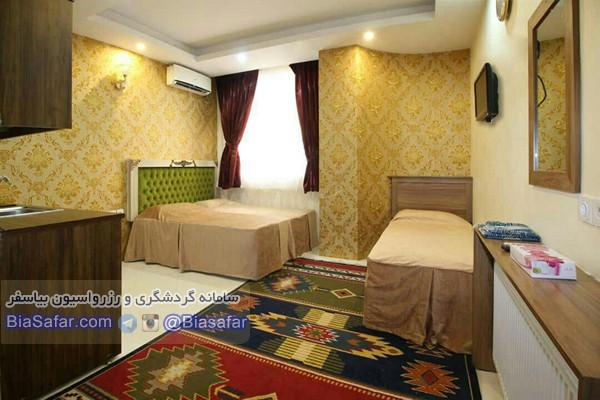 هتل دوستان مشهد