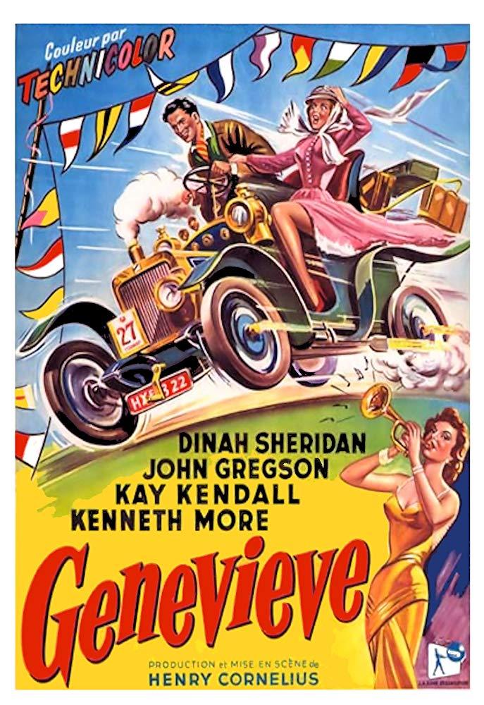 دانلود دوبله فارسی فیلم ژنوویو Genevieve 1953