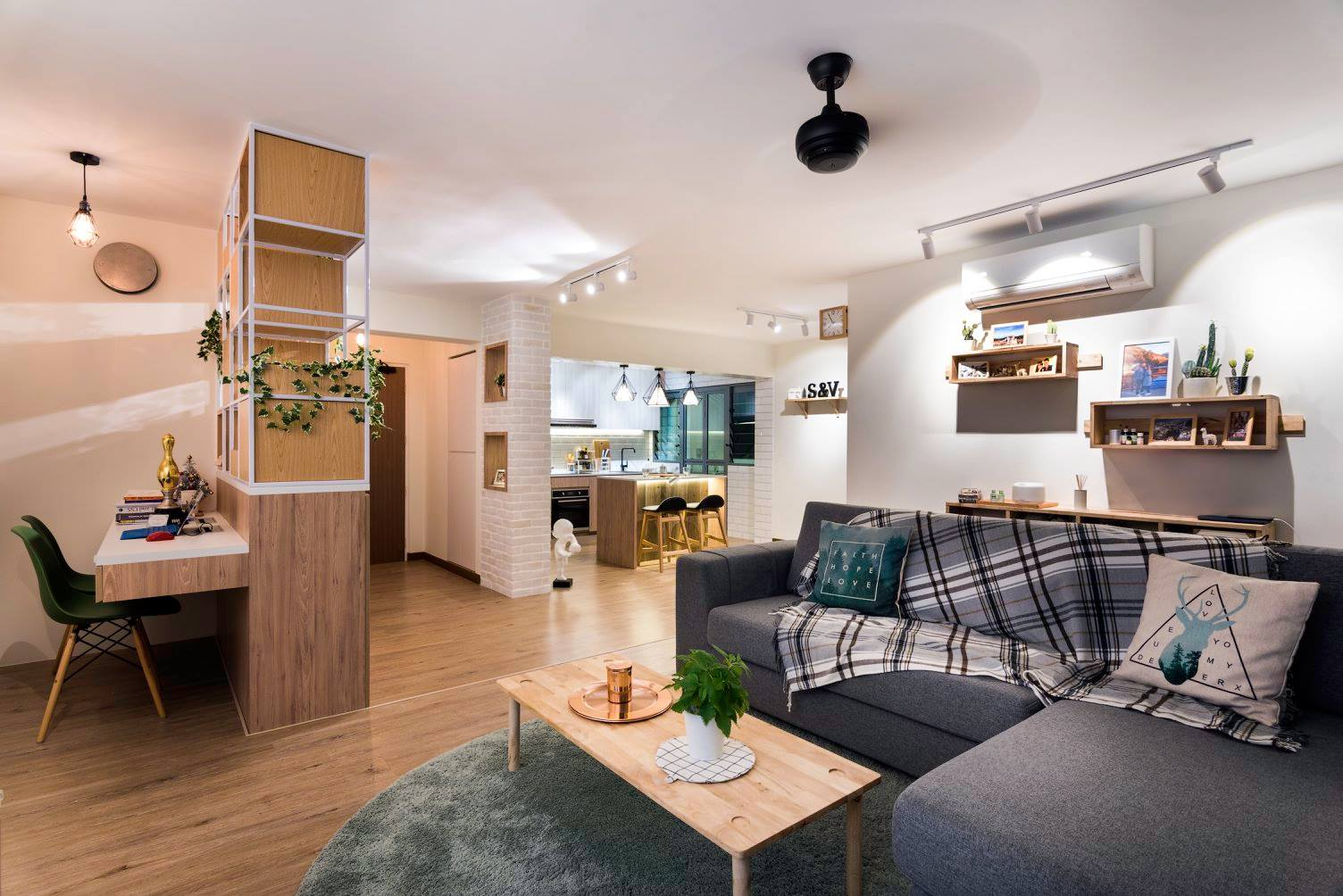 طراحی فضاهای مسکونی2