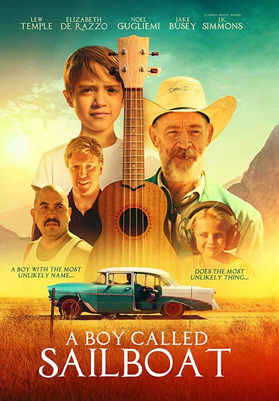 دانلود فیلم پسری به نام سیلبویت - A Boy Called Sailboat 2018