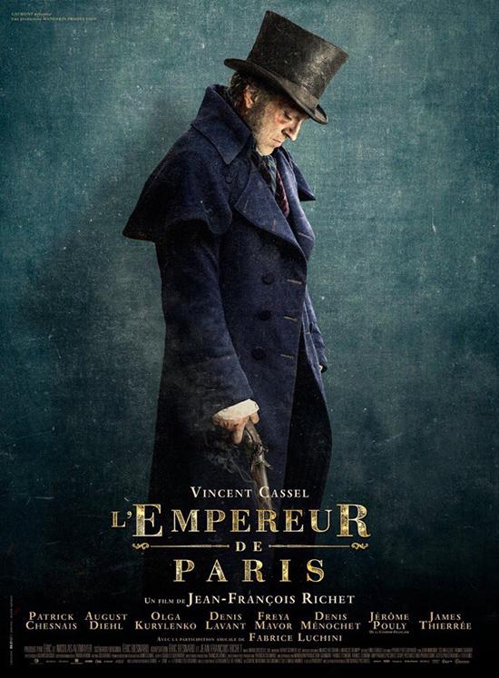 دانلود فیلم امپراتور پاریس - The Emperor Of Paris 2018