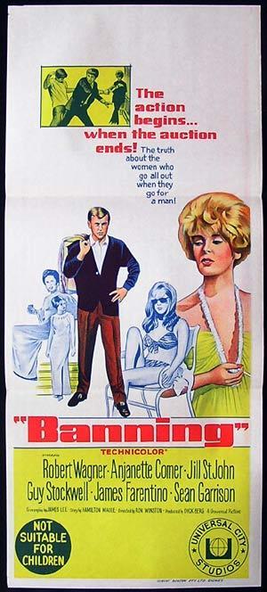 دانلود دوبله فارسی فیلم بهای عشق Banning 1967