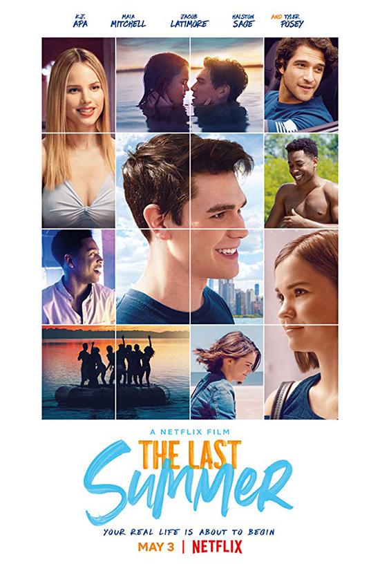 دانلود فیلم آخرین تابستان - The Last Summer 2019