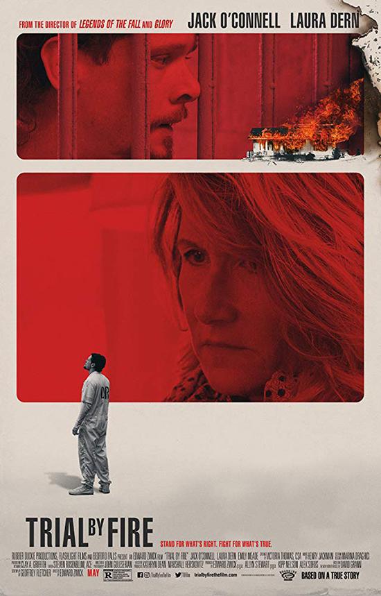دانلود فیلم محاکمه توسط آتش - Trial by Fire 2018