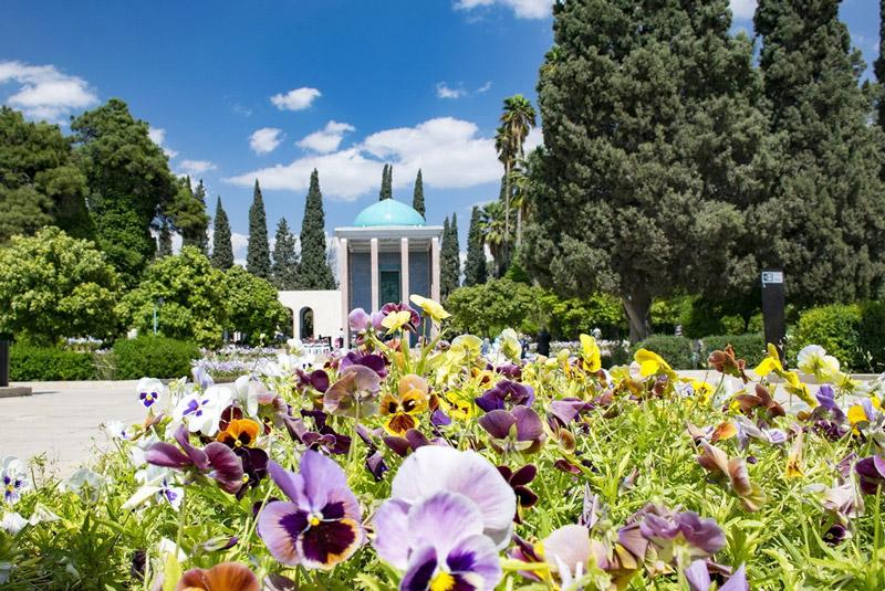 زمان سفر به شیراز