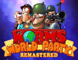 دانلود بازی worms world party remastered برای کامپیوتر