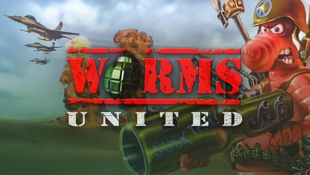 دانلود بازی worms united برای کامپیوتر