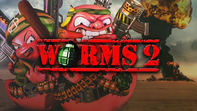 دانلود بازی worms 2 برای کامپیوتر