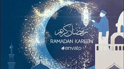 دانلود رایگان پروژه آماده افترافکت وله ماه رمضان 2