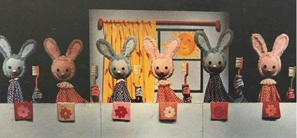 مدرسه خرگوش ها