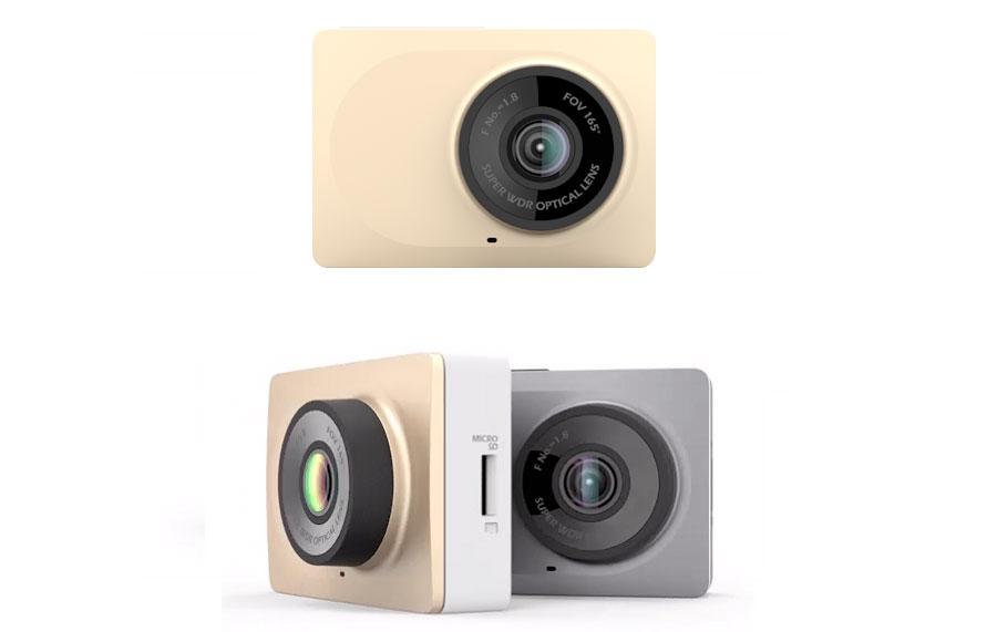 xiaomi yi smart dash camera Xiaomi YI Smart Dash Camera Xiaomi YI Smart Dash Camera 4