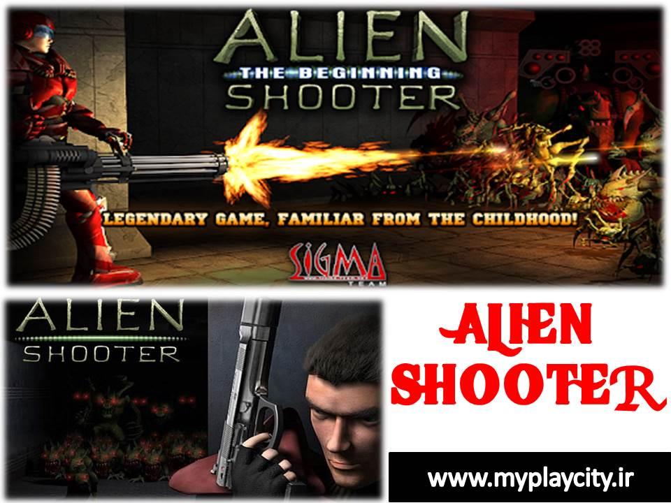 دانلود بازی Alien Shooter + Expansions برای کامپیوتر