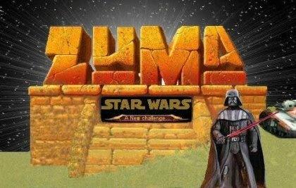 دانلود بازی Zuma Star Wars برای کامپیوتر
