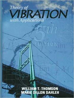 دانلود رایگان کتاب ارتعاشات مکانیکی تامسون ویرایش 5