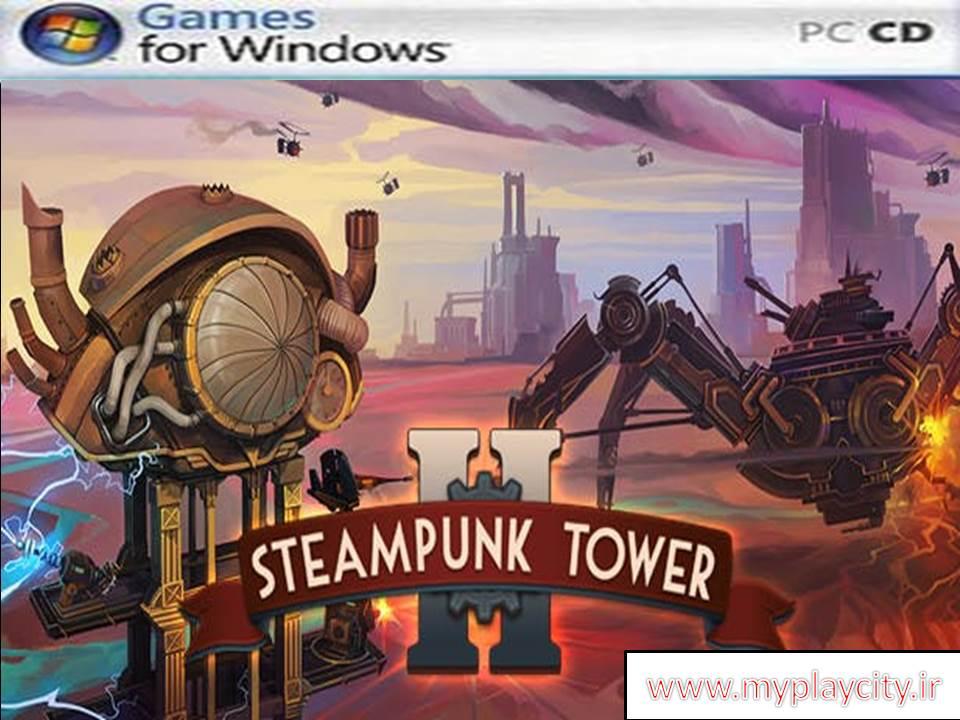 دانلود بازی Steampunk Tower 2 برای کامپیوتر