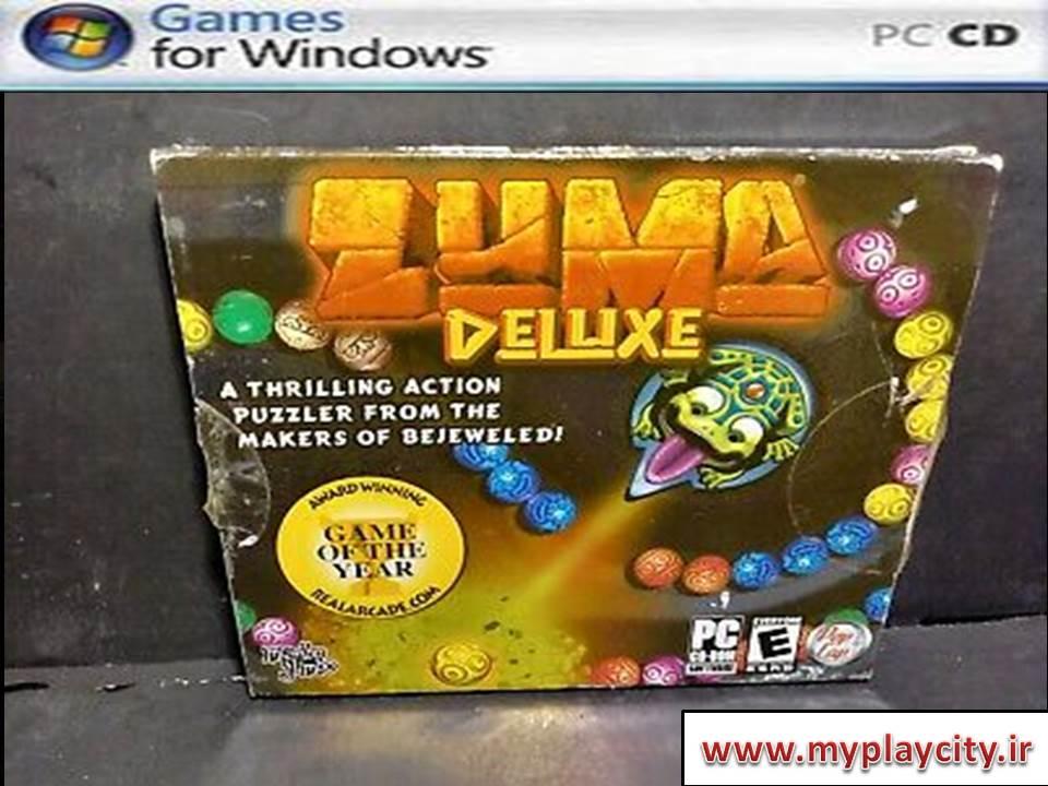 دانلود بازی Zuma Deluxe برای کامپیوتر