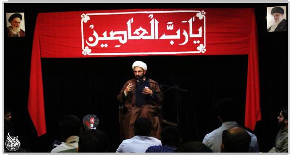 سخنرانی حجت الاسلام محبی یکشنبه 8 اردیبهشت ماه 1398