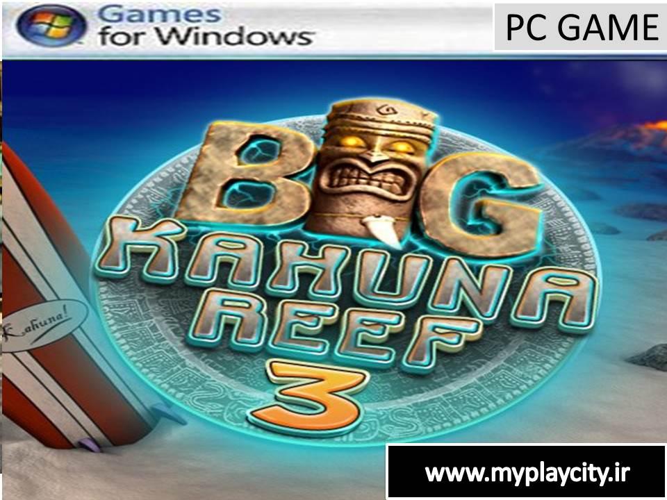 دانلود بازی Big Kahuna Reef 3 برای کامپیوتر