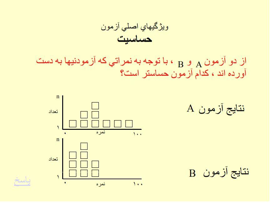 دانلود خلاصه کتاب روان سنجی حمزه گنجی pdf + نمونه سوال