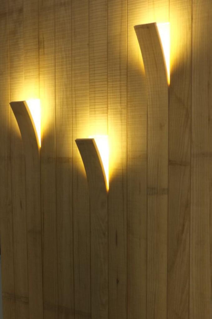 طراحی داخلی - نور