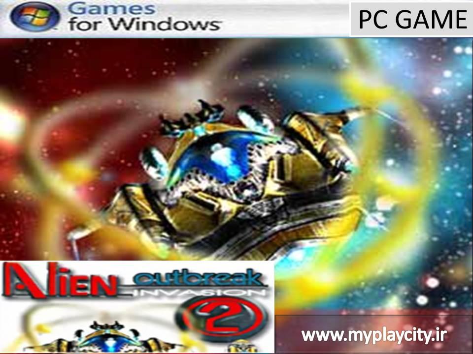 دانلود بازی Alien Outbreak 2 برای کامپیوتر
