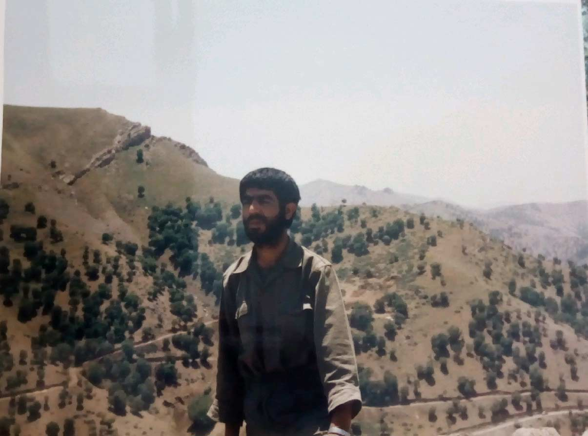 آلبوم عکس سید حسین حسین نژاد (عملیات)
