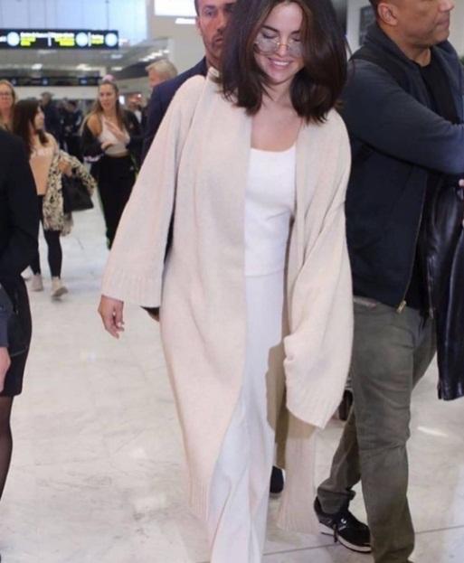 حضور سلنا گومز در جشنواره فیلم کن 1