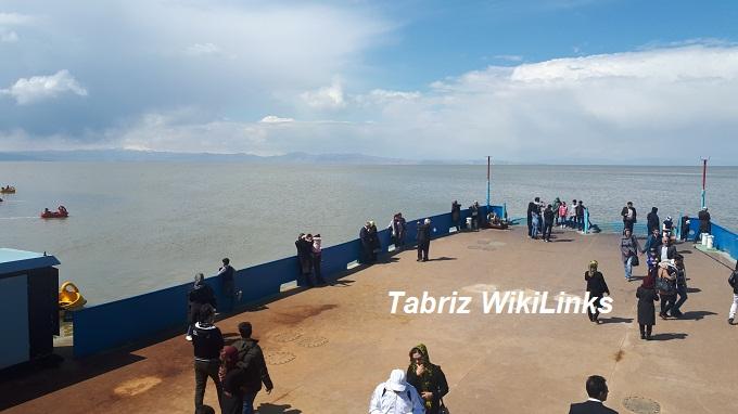 کشتی دریاچه ارومیه