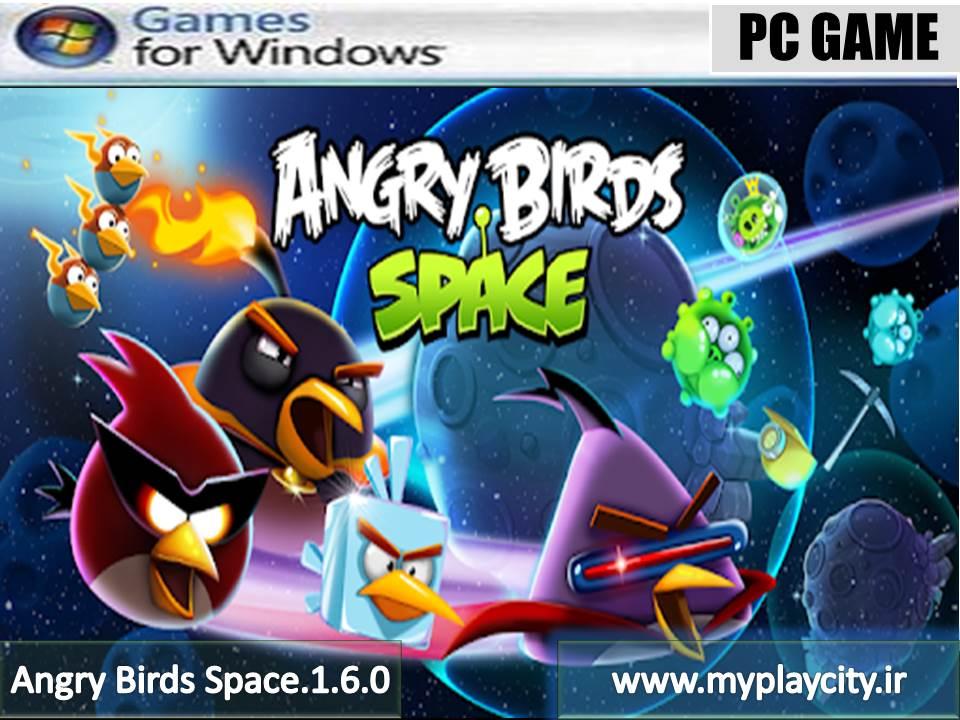 دانلود بازی Angry Birds Space 1.6.0 برای کامپیوتر