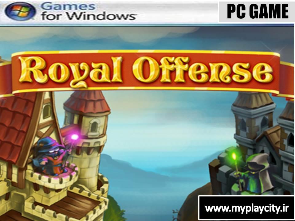 دانلود بازی royal offense برای کامپیوتر