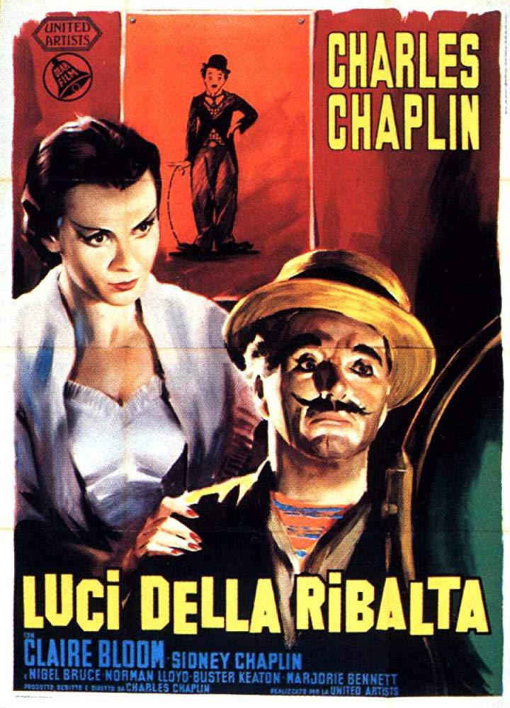 دانلود دوبله فارسی فیلم روشنایی های صحنه Limelight 1952