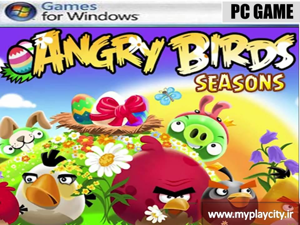 دانلود بازی Angry Birds Seasons 3.3.0 برای کامپیوتر