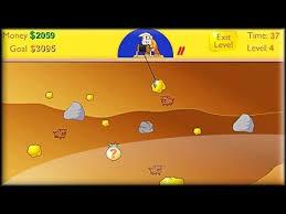 دانلود بازی gold miner برای کامپیوتر