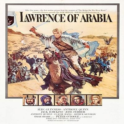 دانلود دوبله فارسی فیلم Lawrence Of Arabia 1962