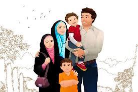 سخرانی کوتاه حجت الاسلام عالی با موضوع قدرت پیوند خانوادگی