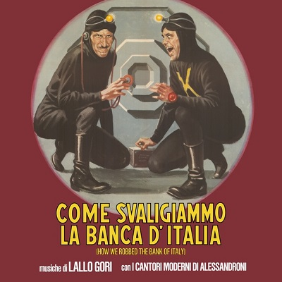 دانلود دوبله فارسی فیلم How We Robbed the Bank of Italy 1966