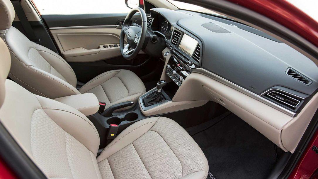 هیوندای النترا 2019 (Hyundai Elantra 2019)